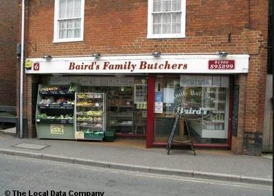 Bairds Family Butchers