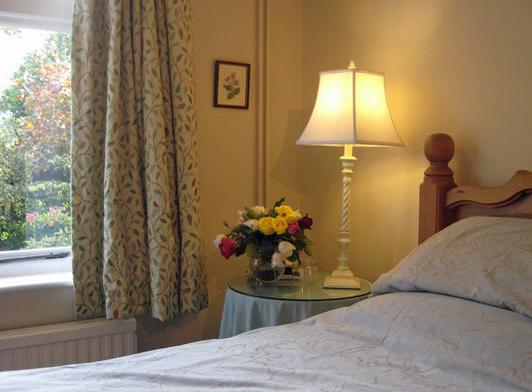Bedroom in Broadacre in Ranworth on the Norfolk Broads