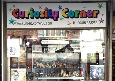 Curiosity Corner