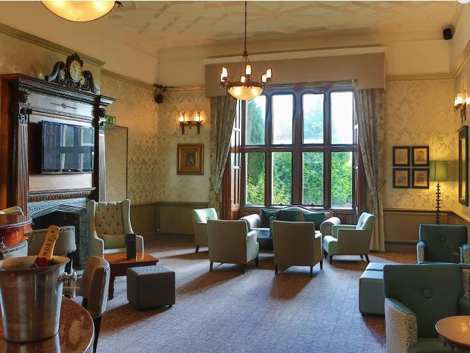 Dunston Hall Hotel Lounge
