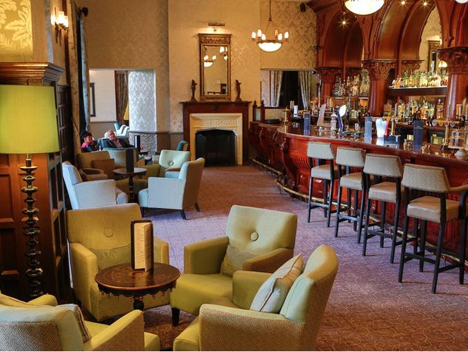 Dunston Hall Hotel Bar