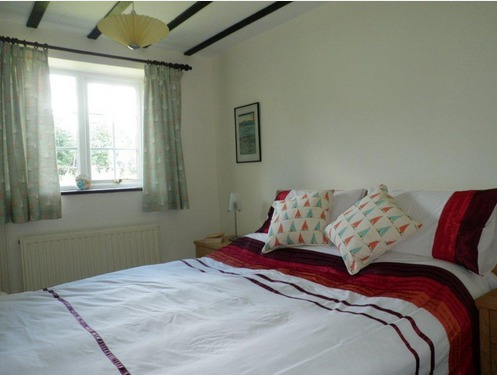 Bedroom at Glebe Farm Woodbastwick