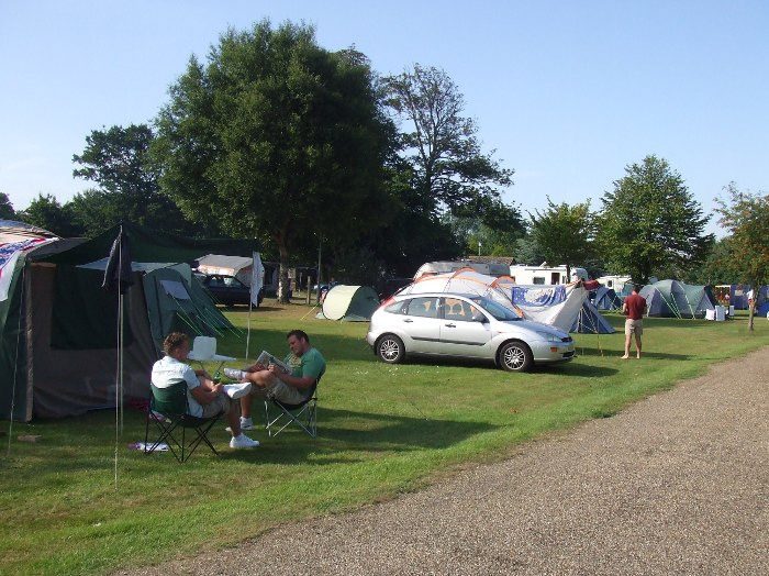 Grange Touring Park