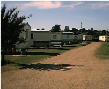 Holiday Caravans at Grasmere Caravan Park
