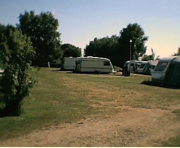 Touring Caravans at Grasmere Caravan Park