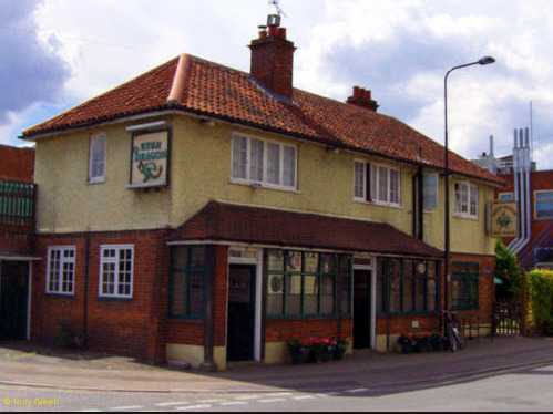 Green Dragon Bungay