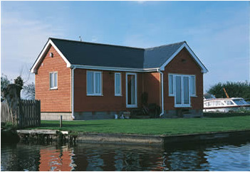 Riverside Holiday Bungalow