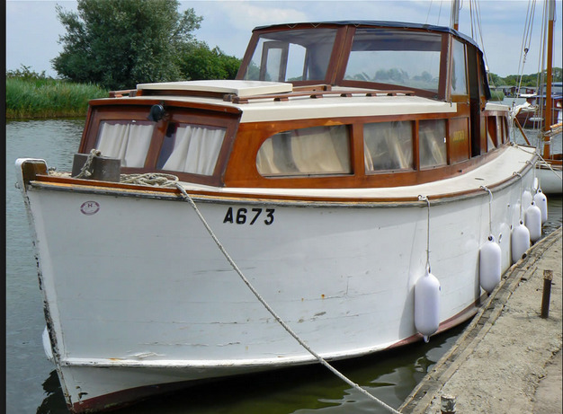 Martham Boats Day Boat Hire