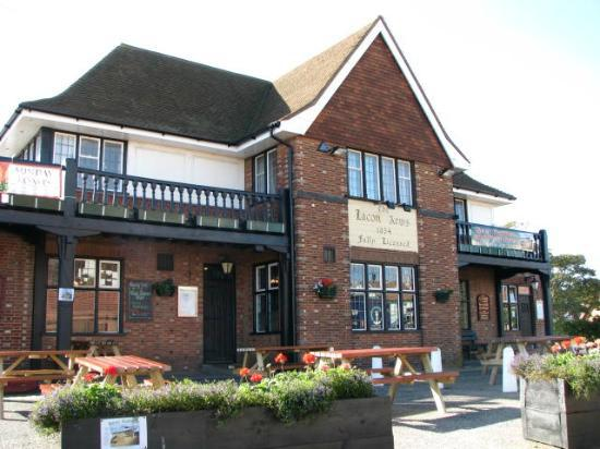 The Lacon Arms in Hemsby