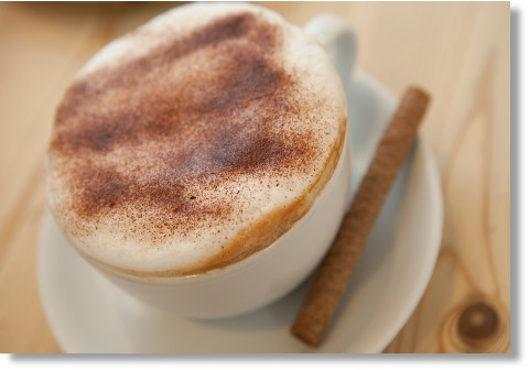 Coffee at The Quays Cafe Oulton Broad