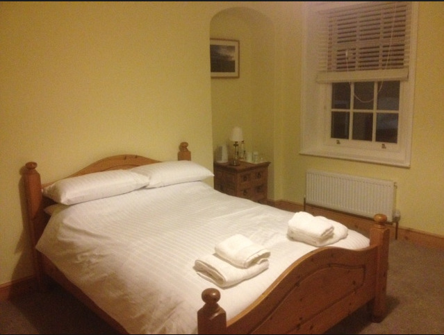 Sample bedroom at The White Lady Worstead