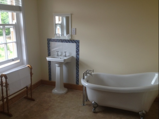 Bathroom at The White Lady Worstead