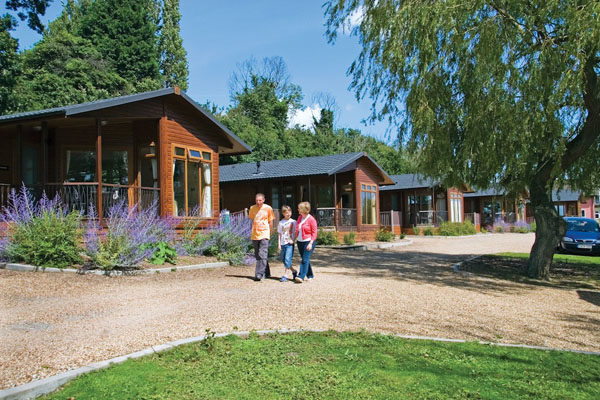 Lodges at Waveney River Centre