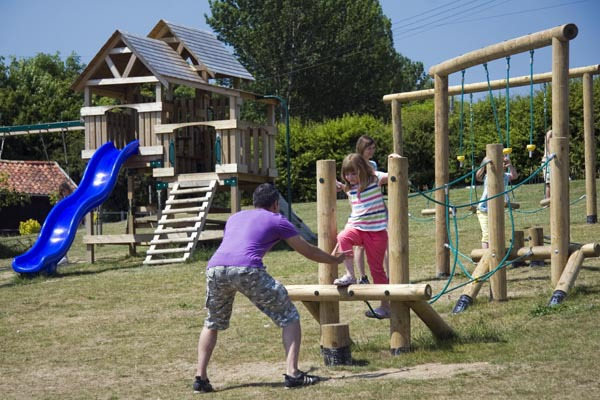 Waveney River Centre playground