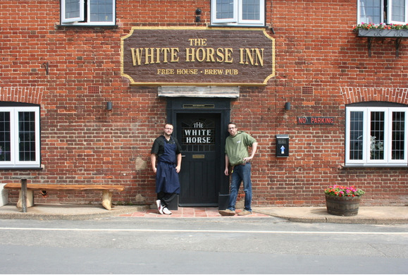 The White Horse Inn Neatishead on the Broads
