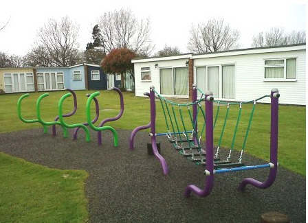 Playground on Winterton Chalet Park
