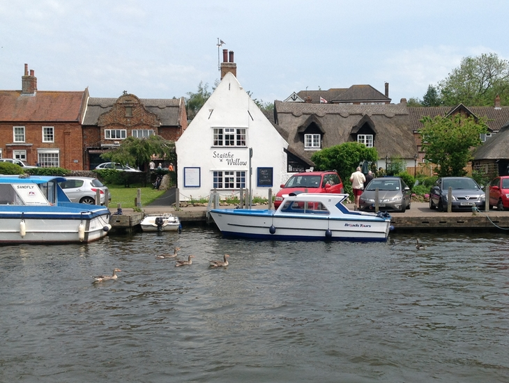 Horning Village and Moorings