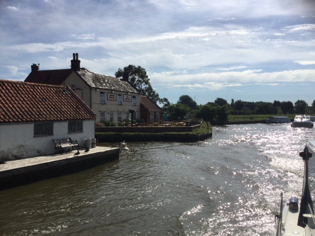 Stokesby Ferry Moorings