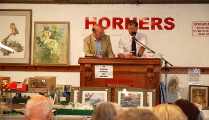 Horner S The Auctioneers