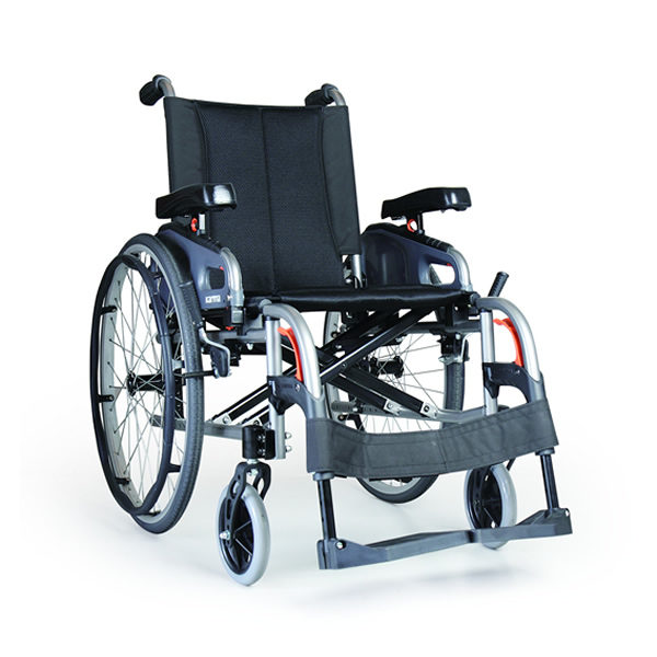 Flexselfpropelled Wheelchair