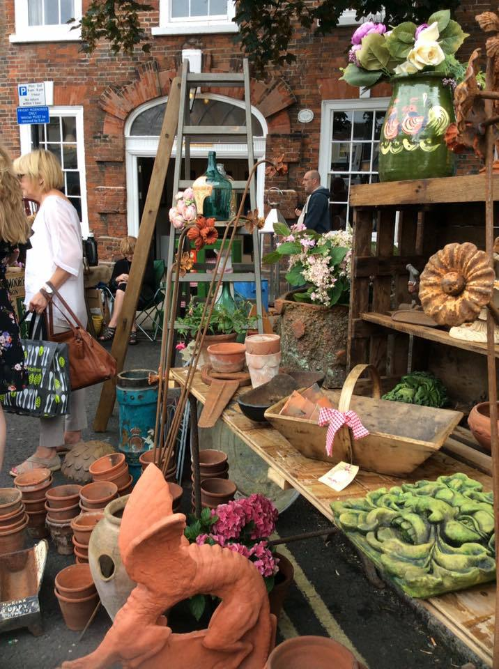 Beccles Street Antiques Market