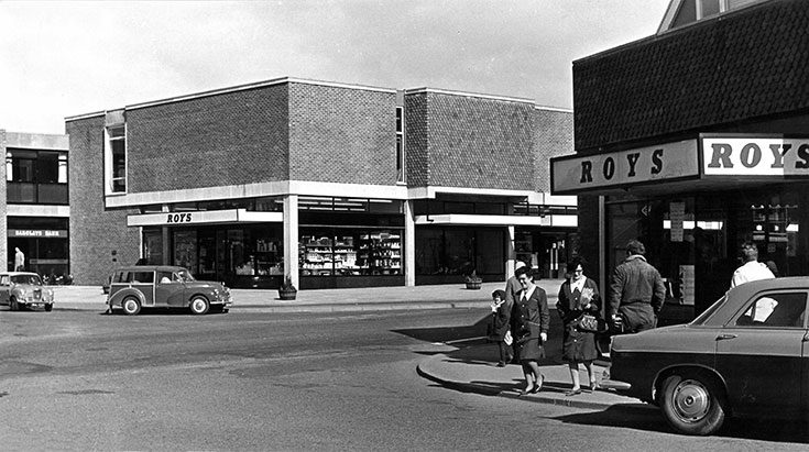 Food Hall And Department Store 1960S Web