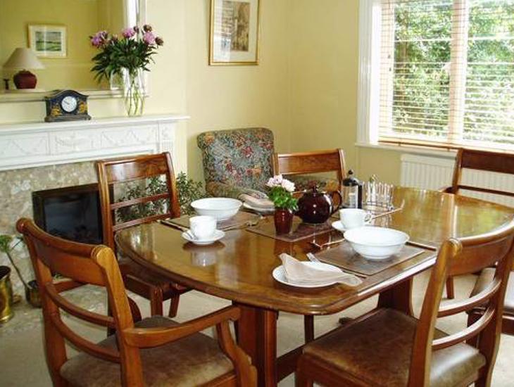 St Gregory S Breakfast Room