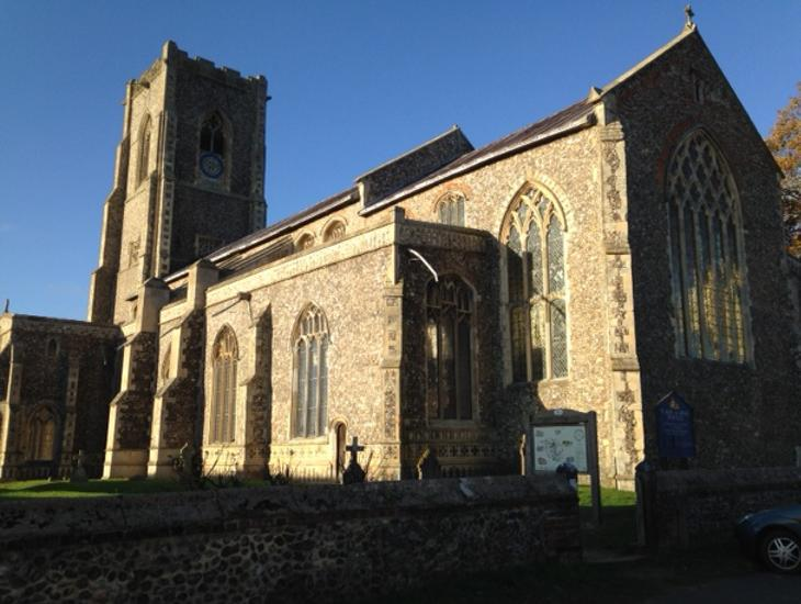 Worstead Church 1