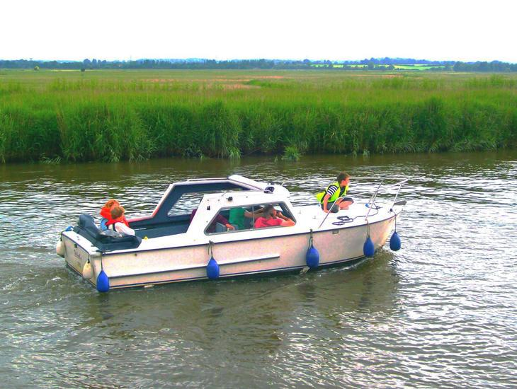 Waveney River Tours Dayboat