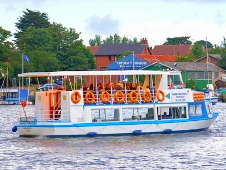 Princess Passenger Boat