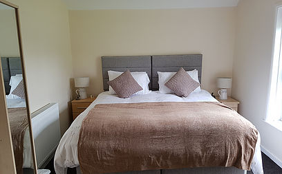Double Bedroom at the Sutton Staithe Hotel