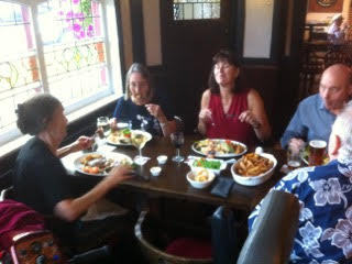 Enjoy A Meal At The Bell Salhouse