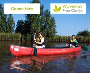 Canoe Hire Logo