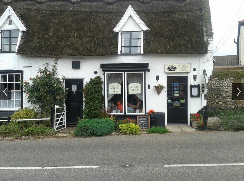 AlFresco Tea Rooms in Ludham