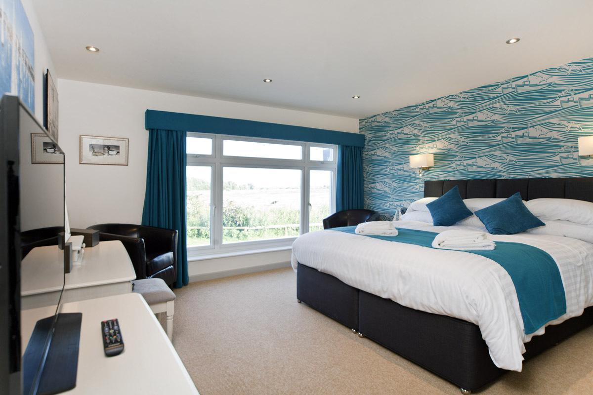 Waveney Hotel Starboard Cabin