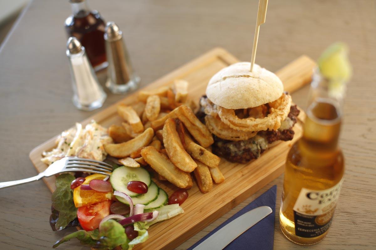 Waveney Inn food