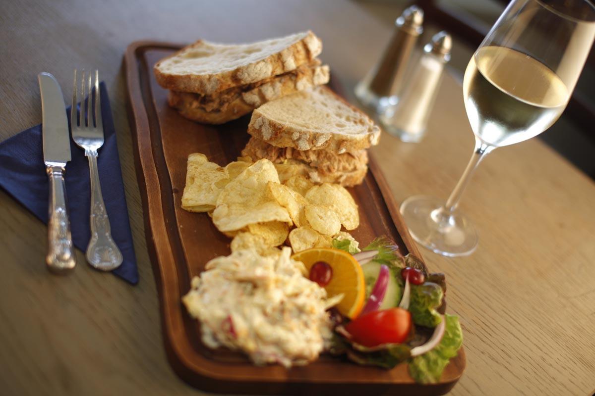 Waveney Inn sandwiches