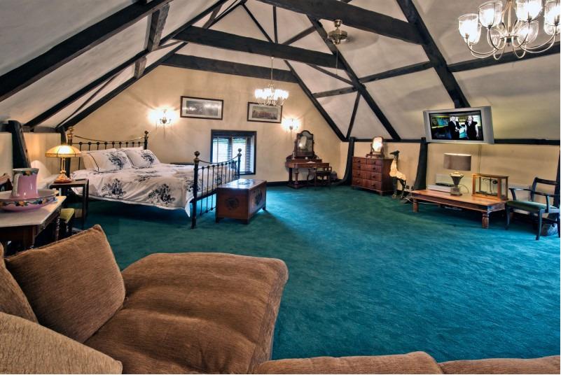 Internal View of Caldecott Lodge