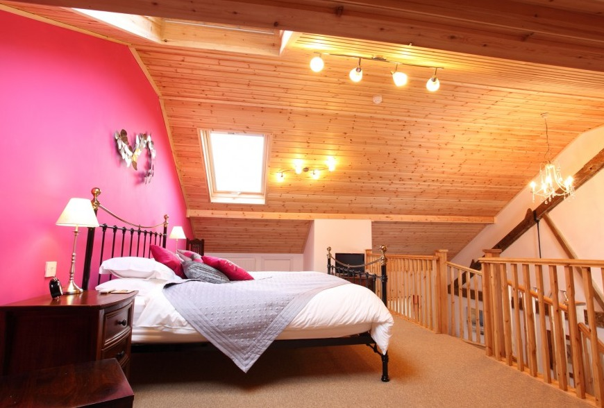 Double Bedroom of Dairy Barns in Hickling