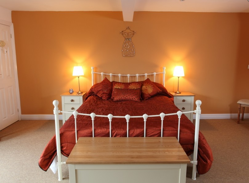 Double Bedroom in Dairy Barns B & B