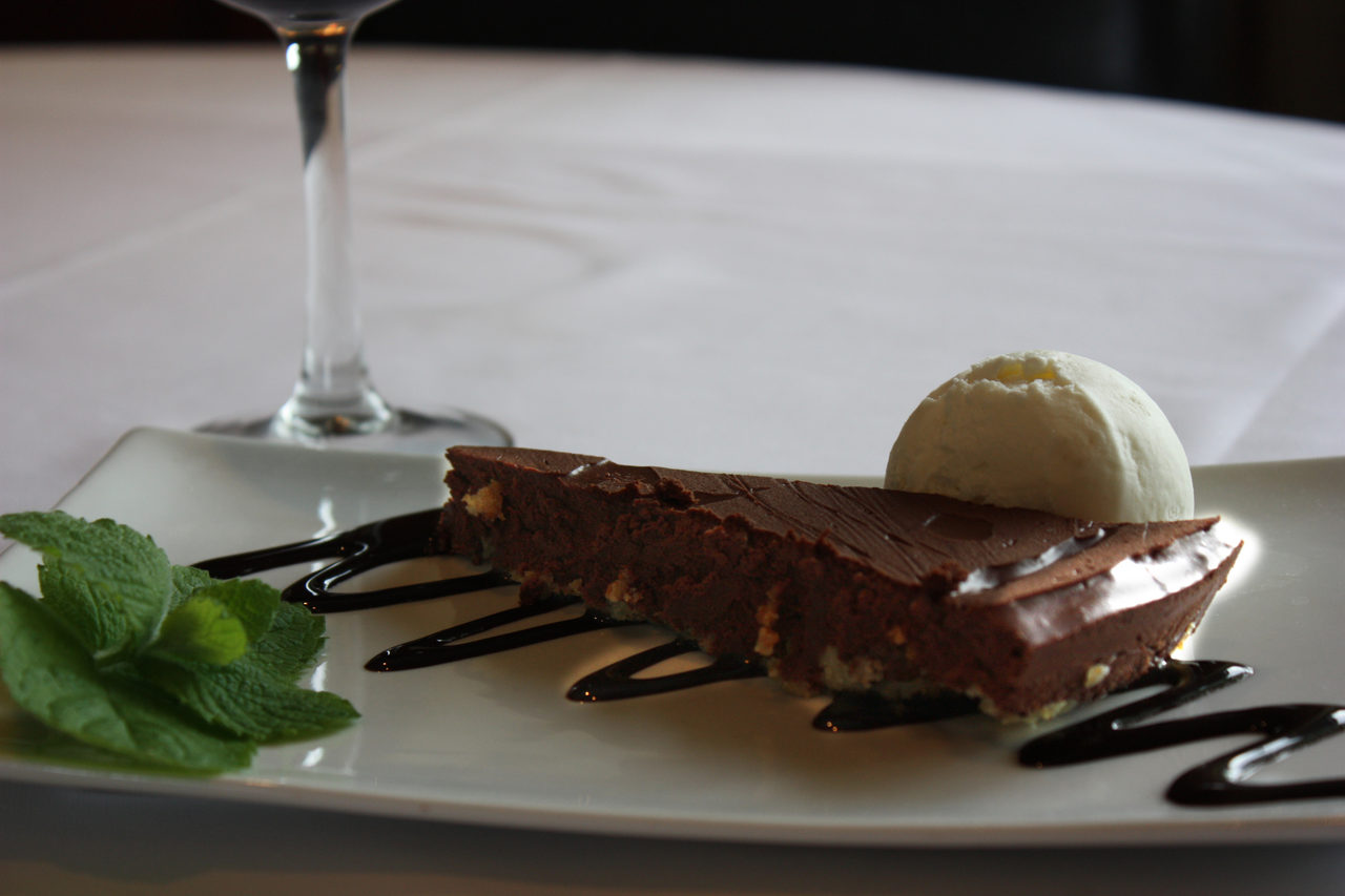 Delicious Desserts at Filby Bridge restaurant