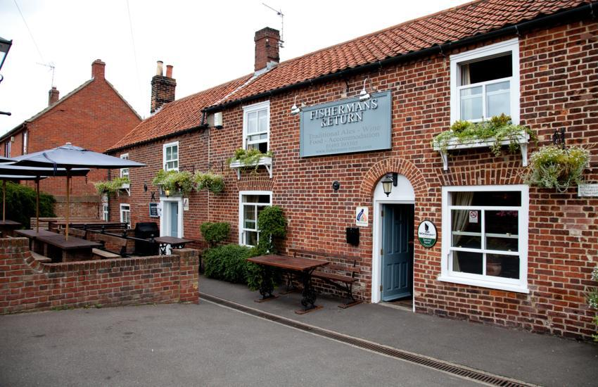 Freehouse Fishermans Return Pub and Restaurant