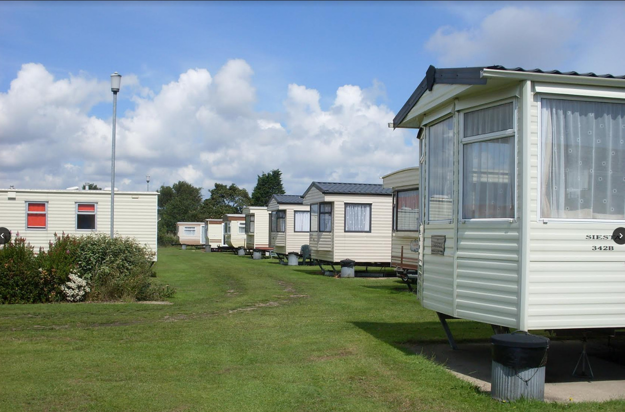 Holiday Caravans at Grasmere Caravan Park