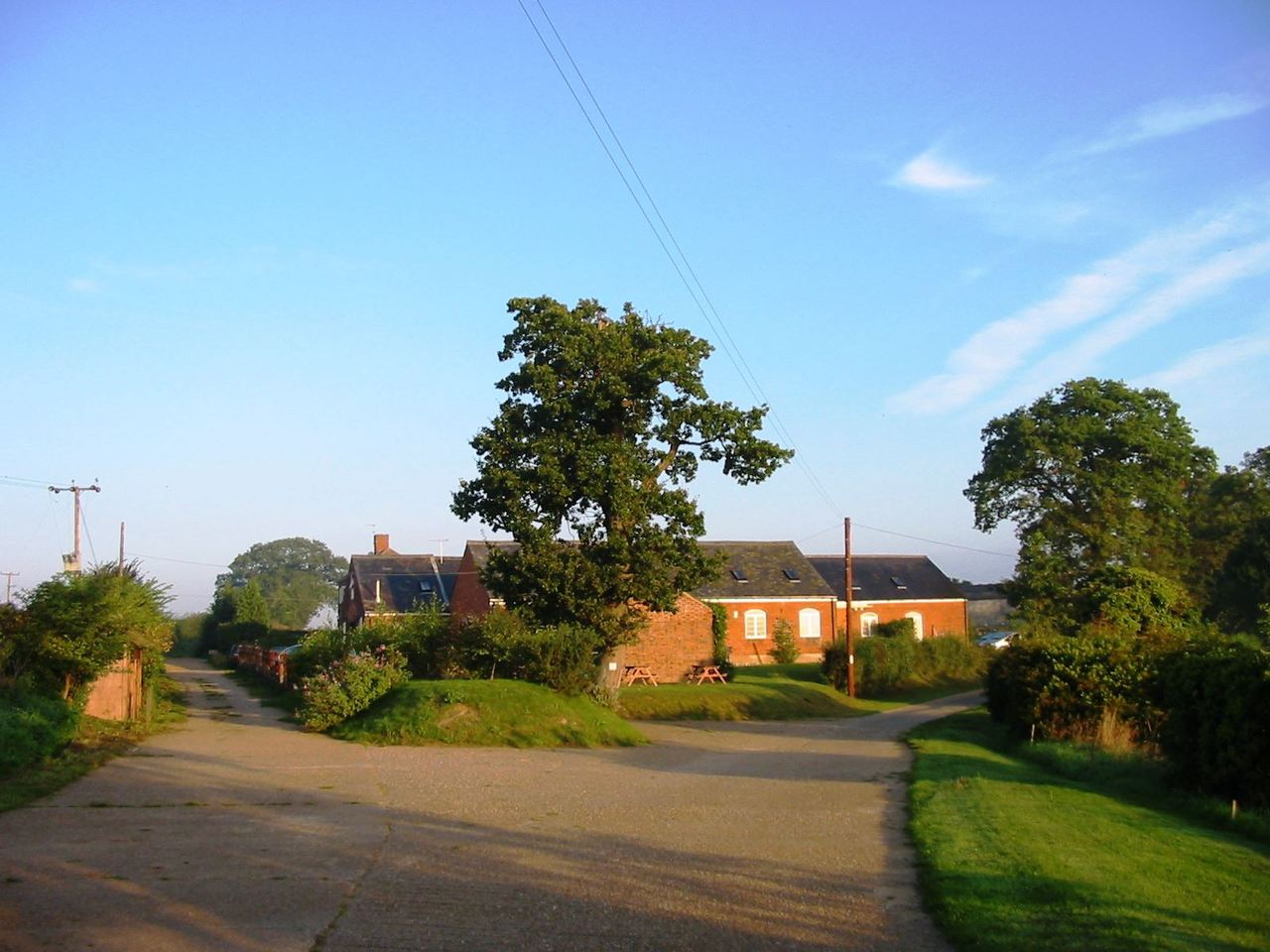 Hall Farm Cottages