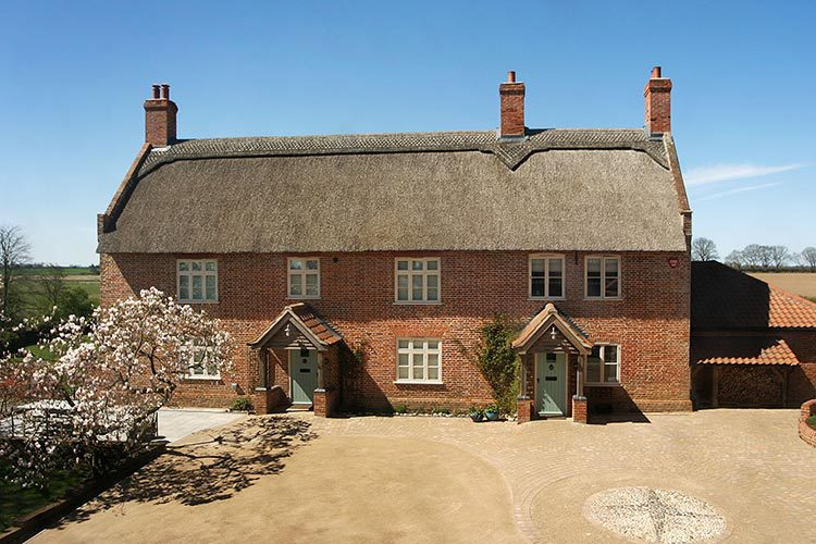 Limes Farm Holiday Cottages in the heart of the Norfolk Broads