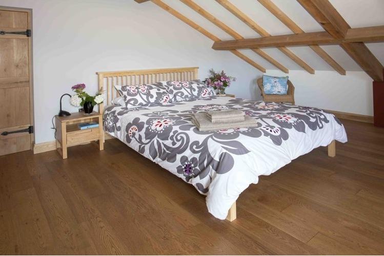 Eco Barn Windmill Bedroom