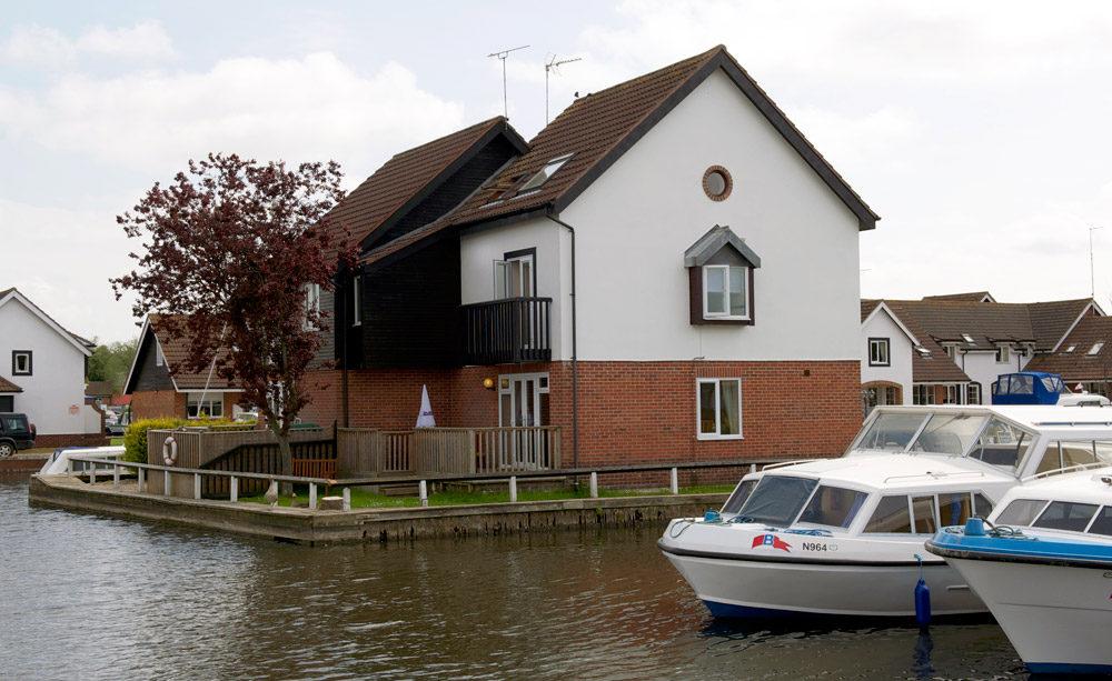 Fair View Lodge Wroxham