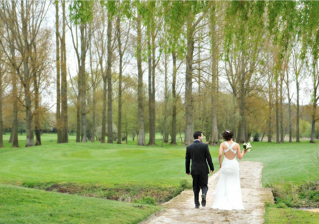 Regular weddings held at Barnham Broom