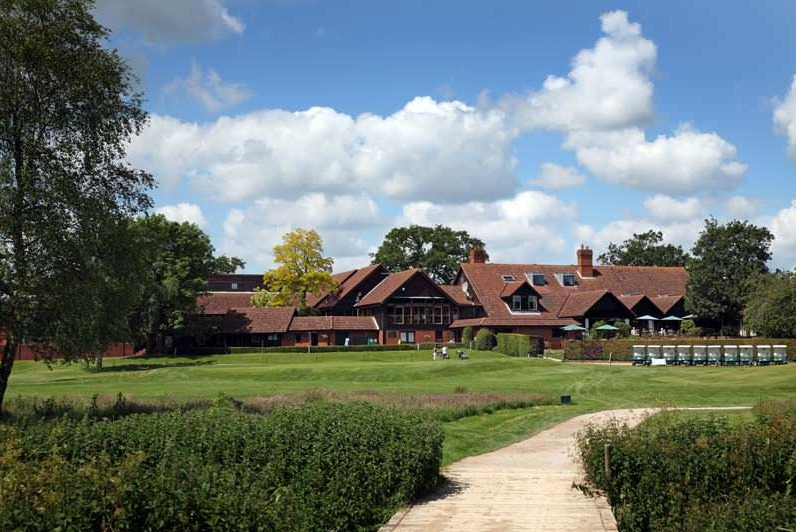 Barnham Broom Golf Course Club House
