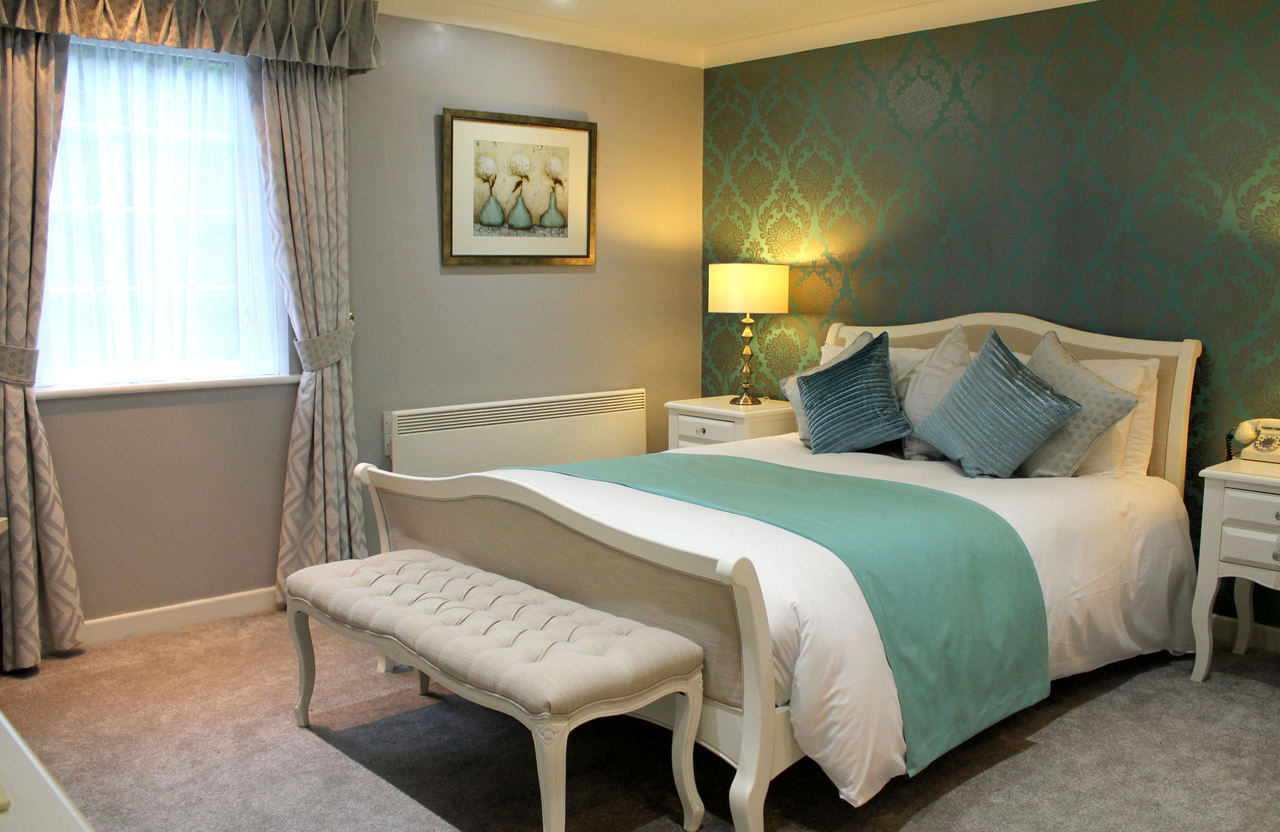 Deluxe Room - Old Rectory Hotel